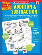 Practice, Practice, Practice: Addition & Subtraction (Enhanced eBook)