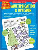 Practice, Practice, Practice! Multiplication & Division