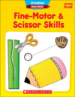 Preschool Basic Skills: Fine-Motor and Scissor Skills (Enhanced eBook)