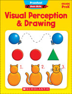 Preschool Basic Skills: Visual Perception and Drawing (Enhanced eBook)