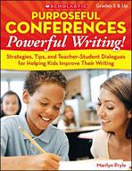 Purposeful Conferences: Powerful Writing (Enhanced eBook)