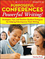 Purposeful Conferences: Powerful Writing (Enhanced eBook)