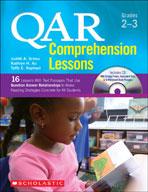 QAR Comprehension Lessons: Grades 2-3 (Enhanced eBook)