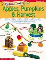 Quick Crafts: Apples, Pumpkins & Harvest