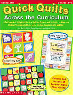 Quick Quilts Across the Curriculum (Enhanced eBook)