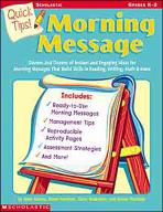 Quick Tips: Morning Message (Enhanced eBook)