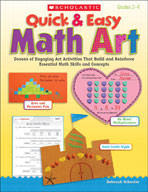 Quick and Easy Math Art (Enhanced eBook)
