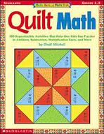 Quilt Math: Grades 1-3 (Enhanced eBook)