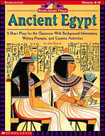 Read-Aloud Plays: Ancient Egypt (Enhanced eBook)