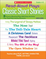 Read-Aloud Plays: Classic Short Stories (Enhanced eBook)