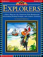 Read-Aloud Plays: Explorers (Enhanced eBook)