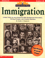 Read-Aloud Plays: Immigration (Enhanced eBook)