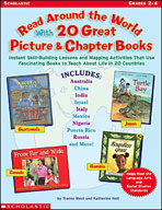 Read Around the World With 20 Great Picture and Chapter Books (Enhanced eBook)