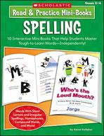 Read and Practice Mini-Books: Spelling