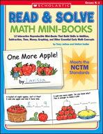 Read and Solve Math Mini-Books (Enhanced eBook)