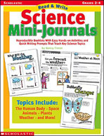 Read and Write Science Mini-Journals (Enhanced eBook)