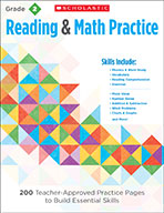 Reading & Math Practice: Grade 2 (eBook)