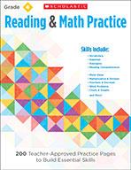 Reading & Math Practice: Grade 4 (Enhanced Ebook)