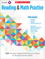 Reading & Math Practice: Grade 6 (eBook)