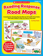 Reading Response Road Maps (Enhanced eBook)