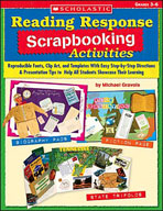 Reading Response Scrapbooking Activities (Enhanced eBook)