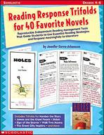 Reading Response Trifolds for 40 Favorite Novels (Enhanced eBook)