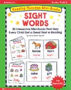 Reading Success Mini-Books: Sight Words (Enhanced eBook)