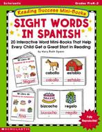 Reading Success Mini-Books: Sight Words in Spanish (Enhanced eBook)