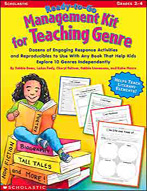 Ready-to-Go Management Kit for Teaching Genre (Enhanced eBook)
