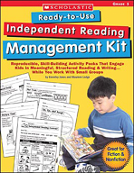 Ready-to-Use Independent Reading Management Kit: Grade 1 (Enhanced eBook)