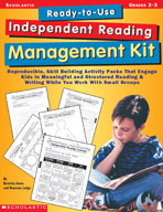 Ready-to-Use Independent Reading Management Kit: Grades 2-3 (Enhanced eBook)