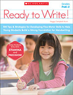 Ready to Write! (eBook)