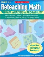 Reteaching Math: Data Analysis & Probability (Enhanced eBook)