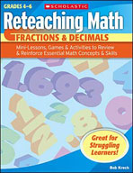 Reteaching Math: Fractions & Decimals