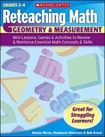 Reteaching Math: Geometry & Measurement (Enhanced eBook)