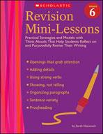 Revision Mini-Lessons: Grade 6
