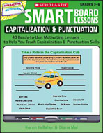 SMART Board Lessons: Capitalization and Punctuation (Optimized eBook)