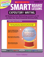 SMART Board Lessons: Expository Writing