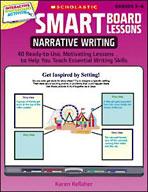 SMART Board Lessons: Narrative Writing (Optimized eBook)