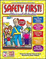 Safety First Early Childhood Thematic Books