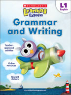 Scholastic Learning Express Level 1: Grammar and Writing (
