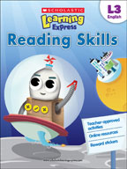 Scholastic Learning Express Level 3: Reading Skills (Enhan