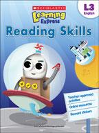 Scholastic Learning Express Level 3: Reading Skills (Enhanced eBook)