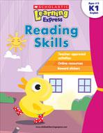 Scholastic Learning Express: Reading Skills: Kindergarten - Grade 1 (Enhanced eBook)