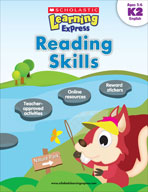 Scholastic Learning Express: Reading Skills: Kindergarten