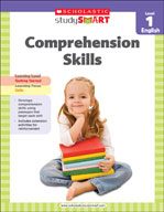Scholastic Study Smart Comprehension Skills Level 1 (Enhan