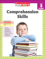Scholastic Study Smart Comprehension Skills Level 3
