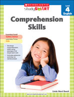 Scholastic Study Smart Comprehension Skills Level 4 (Enhanced eBook)