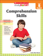 Scholastic Study Smart Comprehension Skills Level 5 (Enhanced eBook)