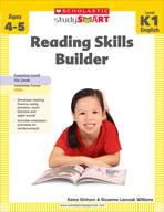 Scholastic Study Smart: Reading Skills Builder: Kindergarten - Grade 1